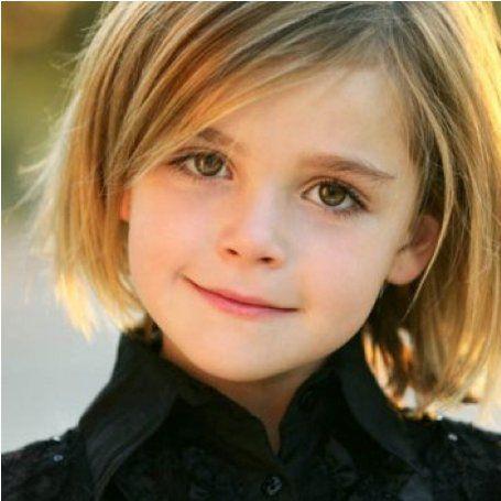 Cute Practical Short Haircuts For Little Girls Momooze Com