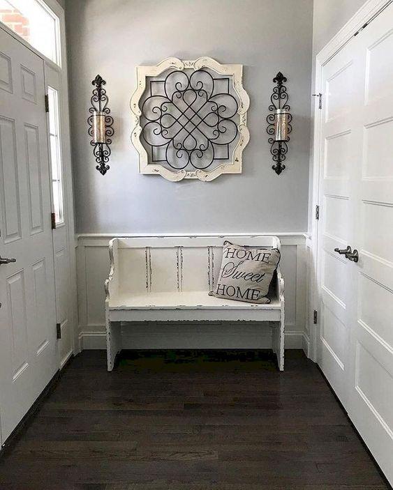 Entryway & Small Foyer Decorating Ideas