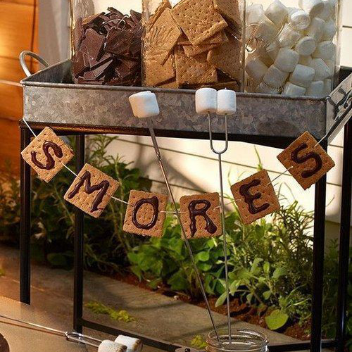 smores-party-for-kids
