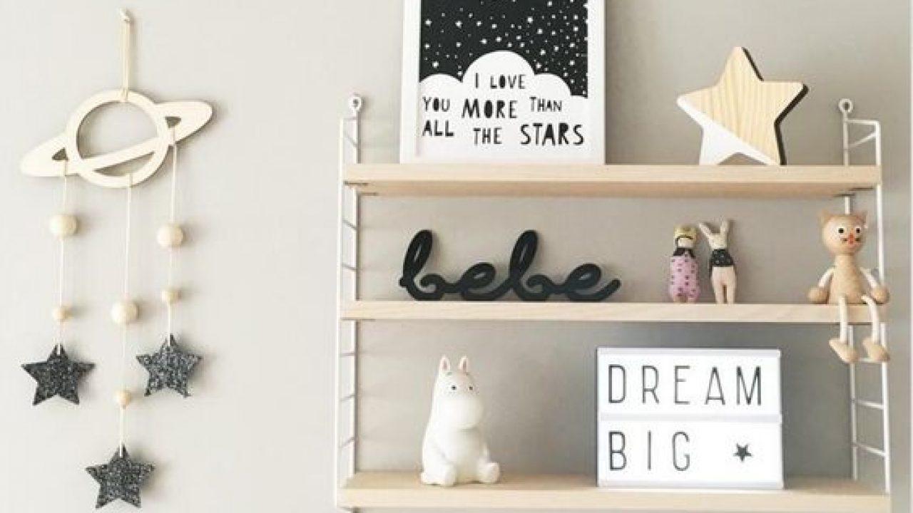 35 Nursery Shelf Decor Ideas Styling Tips