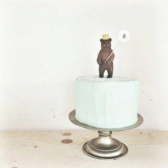 stunning delicious kids birthday cakes mint cake bear topper momooze.com online magazine for moms