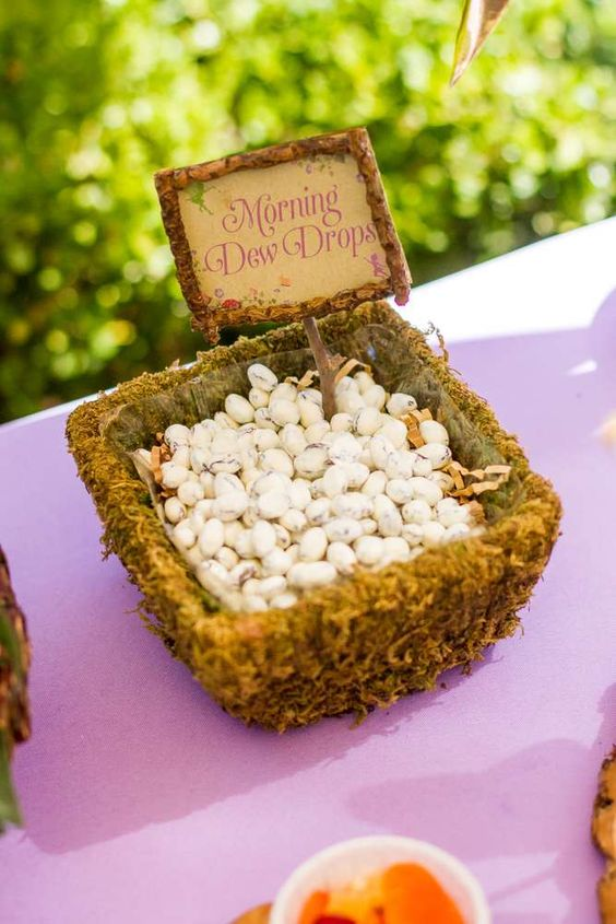 Tinkerbell Party Ideas - food, decorations, DIY