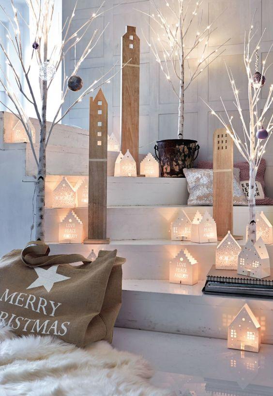 ultimate christmas decoration candle houses momooze.com online magazine for modern moms