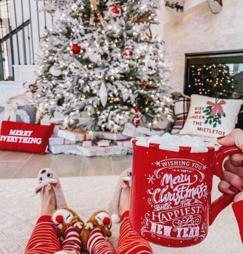 ultimate christmas decoration snuggle cup momooze.com online magazine for modern moms