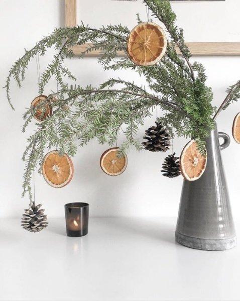 ultimate christmas decoration sustainable natural decor momooze.com online magazine for modern moms