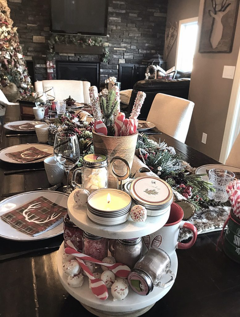 ultimate christmas decoration table setup momooze.com online magazine for modern moms