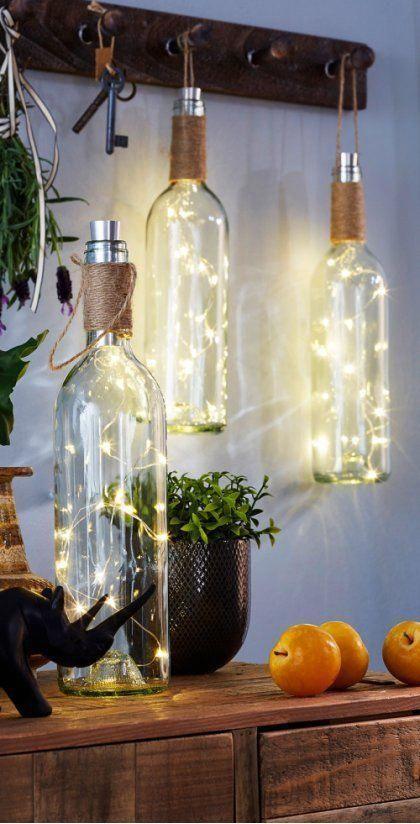 ultimate christmas decoration wine bottle diy rustic lanterns momooze.com online magazine for modern moms