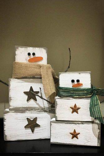 ultimate christmas diy snowman box momooze.com online magazine for modern moms