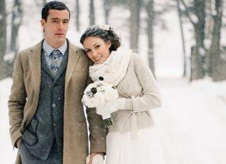 ultimate winter wedding inspiration winter wedding dress cardigan momooze.com online magazine for moms