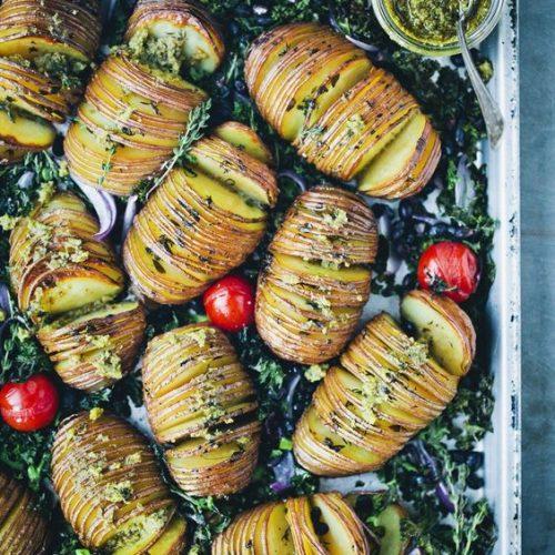 vegan potatoe recipes
