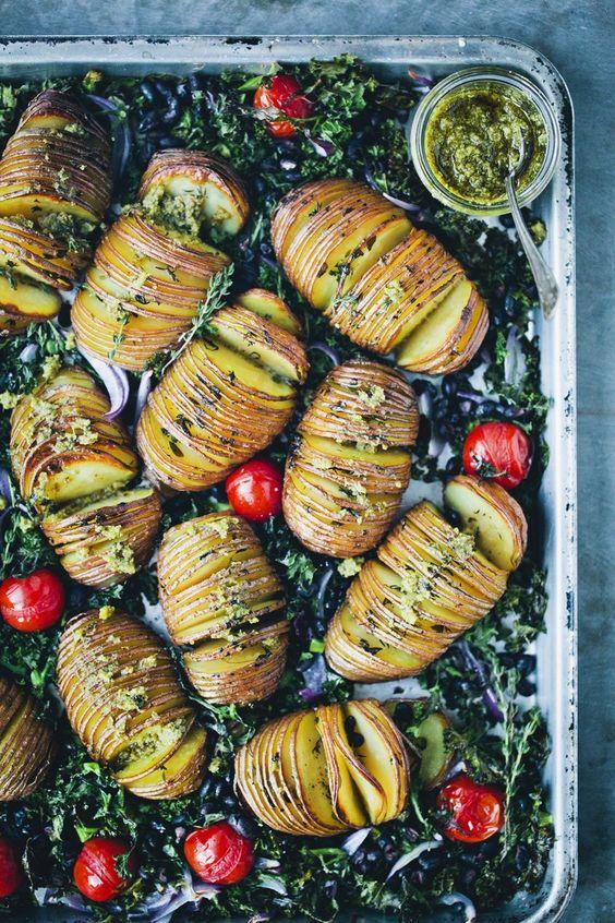 30+ Delicious Vegan Potato Recipes