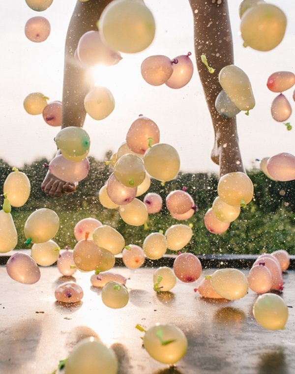 water-balloon-trampoline-jumping