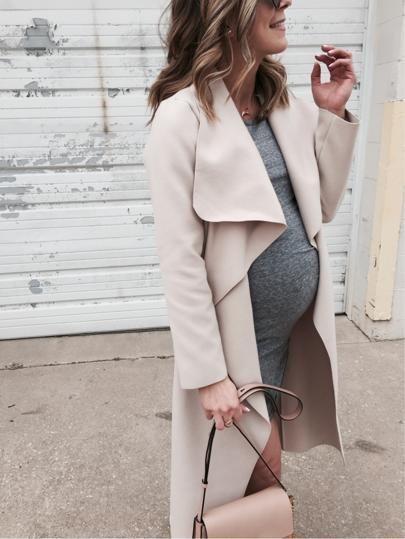 winter maternity outfits elegant coat momooze.com online magazine for moms