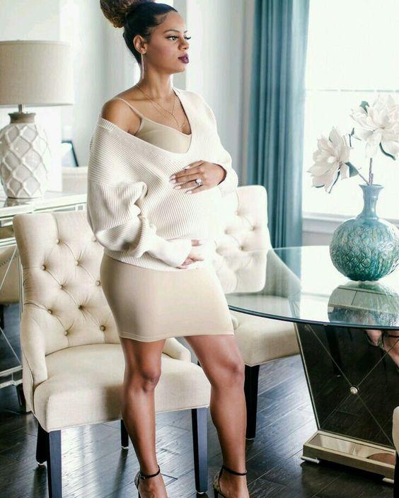 winter maternity outfits stylish maternity fashion momooze.com online magazine for moms
